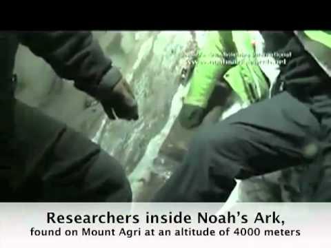 Perahu Nabi Nuh a.s telah Ditemukan (Dengan Dokumentasi)