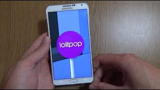 getlinkyoutube.com-Samsung Galaxy Note 3 Android 5.1 Lollipop - Review!