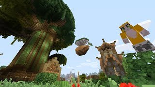 getlinkyoutube.com-Minecraft Xbox - The Tree Of Life - Adventure Map - {1}