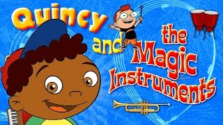 getlinkyoutube.com-Quincy and the Magic Instruments: Little Einsteins game.
