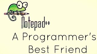 How To Use Notepad++ | Programming Tutorial for Notepad++