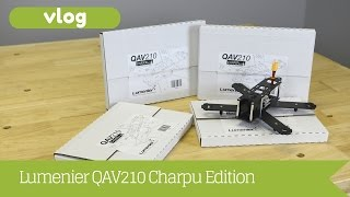 Lumenier QAV210 Charpu Edition - First Look