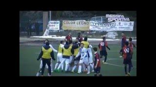 Troina-Rocca di Caprileone 2-2 (Eccellenza 19^ giornata)