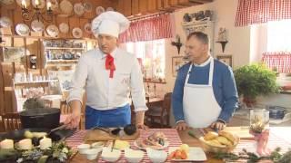getlinkyoutube.com-Rączka gotuje - wydanie wigilijne: zupa rybna, śledzie, makówki