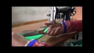getlinkyoutube.com-Saree Blouse stiching in Telugu part 01