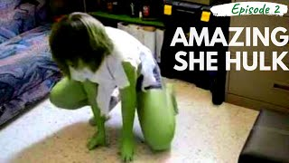 getlinkyoutube.com-AMAZING SHE HULK Season 2 Episode 2