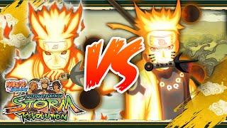getlinkyoutube.com-[PC] NARUTO SHIPPUDEN: Ultimate Ninja STORM REVOLUTION | Rikudou Naruto VS Bijuu Minato