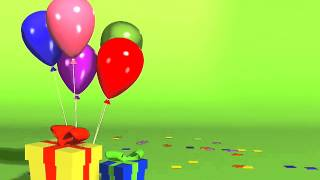 getlinkyoutube.com-BIRTHDAY BALLOONS loop background