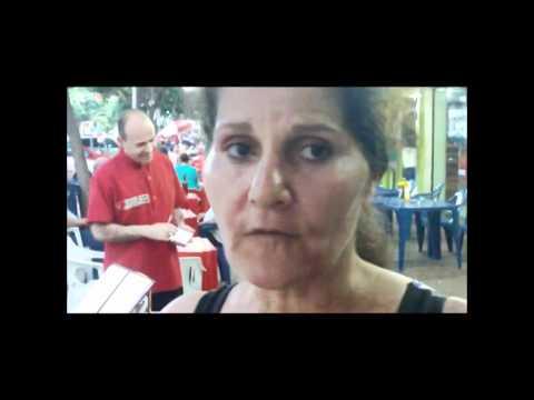 Moradora de rua peladona de Foz
