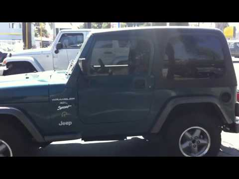 1998 Jeep Wrangler Problems Online Manuals And Repair