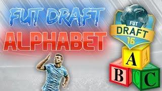 getlinkyoutube.com-FIFA 16   DRAFT ALPHABET NEW CONCEPT !   MATCH DE FOLIE !