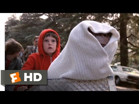 Ride in the Sky - E.T.: The Extra-Terrestrial (9/10) Movie CLIP (1982) HD