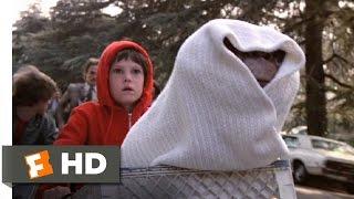 getlinkyoutube.com-Ride in the Sky - E.T.: The Extra-Terrestrial (9/10) Movie CLIP (1982) HD