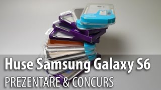 getlinkyoutube.com-Huse și Carcase Samsung Galaxy S6, review și concurs (Accesorii Mobiledirect.ro)