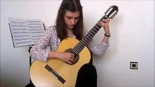 getlinkyoutube.com-Franz Schubert - Ständchen   Niya Keranova, Guitar