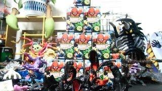 getlinkyoutube.com-マーベルチョコエッグ 「VENOMを手に入れスタンドに飾る!!」