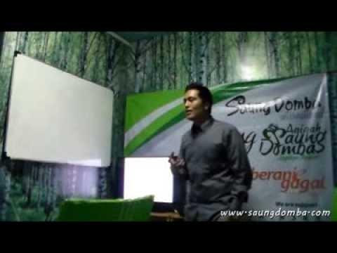 Saung Domba : Manajerial Penjualan Dalam Bisnis Peternakan Domba