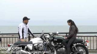 getlinkyoutube.com-マシン解説VOL.3.P3「MOTO GUZZI V7 Cafe Classic」 バイクインプレ