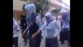 getlinkyoutube.com-مرشدات مدرسه بهتيم التجاريه بنات