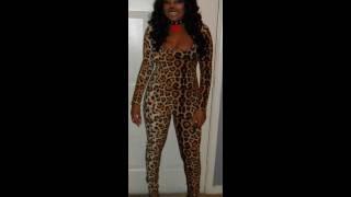 getlinkyoutube.com-Sexy Cat Makeup Halloween Tutorial (Kim Kardashian Inspired)