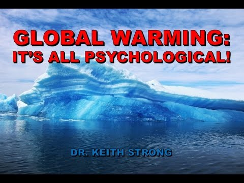 GLOBAL WARMING   ITS ALL IN THE MIND