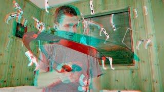 getlinkyoutube.com-3D Video EXTREME!!! Knife