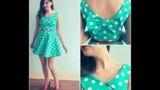 getlinkyoutube.com-أروع الفساتين للفتيات -  cool dresses for girls -