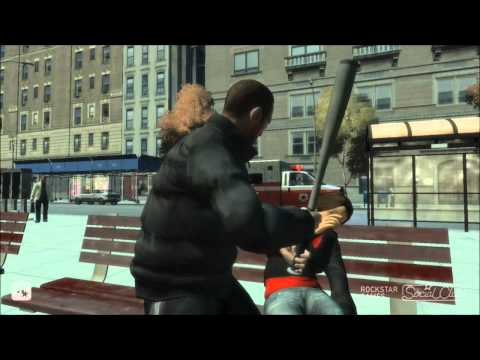 GTA IV FUNNY Moments -oRzQpa4UPHs