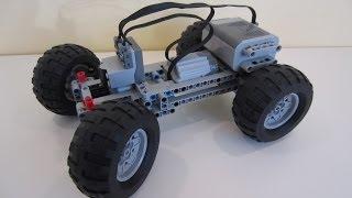 getlinkyoutube.com-LEGO Fast And Compact RC PF Car