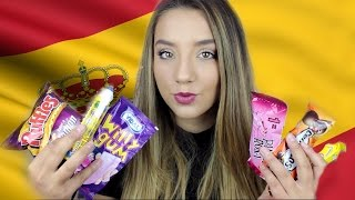 getlinkyoutube.com-Trying Spanish Candy  | ThoseRosieDays