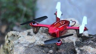 getlinkyoutube.com-Syma X11C Mini Quadcopter Fast Outdoor Flight