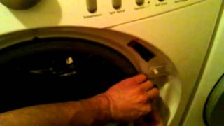 getlinkyoutube.com-How to rig Frigidaire front load washer final spin