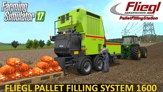 getlinkyoutube.com-Farming Simulator 17 FLIEGL PALLET FILLING SYSTEM