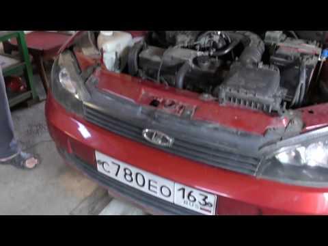 Вскрытие покажет.Компьютерная и механическая диагностика двигателя автомобиля ВАЗ Калина