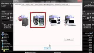 Poner dos salida de audio , auriculares y parlante Virtual Dj Windows7