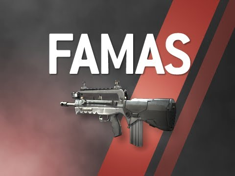 FAMAS - Modern Warfare 2 Multiplayer Weapon Guide