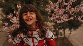 ویدئویی از روژان دختر سهیل عربی زندانی محکوم به اعدام