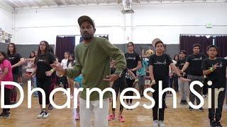 ✅RRB Dance Company I Dharmesh Sir Workshop I Bom Diggy Diggy