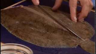 getlinkyoutube.com-How to fillet flat fish - GoodFood.com - BBC Food