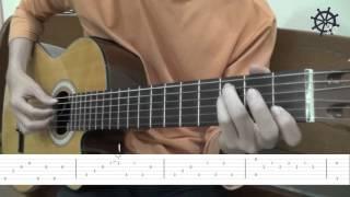 getlinkyoutube.com-Belajar Fingerstyle (Semua Tentang Kita - Peterpan)