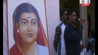 रुड़की: सैनी समाज ने मनाया भारत की पहली शिक्षिका माता का जन्म दिवस