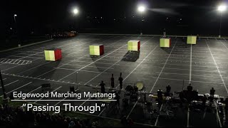 getlinkyoutube.com-Nov. 7, 2014 Passing Through - Edgewood Marching Mustangs