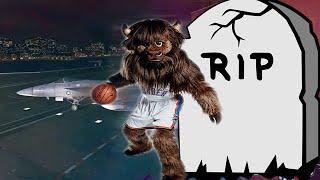 getlinkyoutube.com-NBA 2K15 My Park | DRE Jumped Over Thunder Mascot | R.I.P