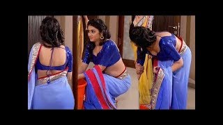 Serial actresses Navel collection
