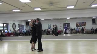 Judy and Michael Argentine Tango Spotlight June 11, 2016