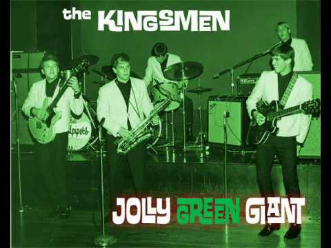 Jolly Green Giant de The Kingsmen Letra y Video