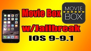 getlinkyoutube.com-How To Get Movie Box On IOS 9.1 Without Jailbreak. (iphone,ipod,ipad).
