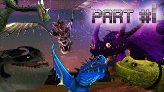 getlinkyoutube.com-School of Dragons: ALL MY DRAGONS - PART I