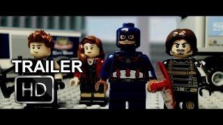 getlinkyoutube.com-Captain America: Civil War - Trailer IN LEGO