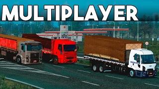 getlinkyoutube.com-Grand Truck Simulator Multiplayer - COMBOIO AO-VIVO! (PARTICIPAÇÃO DO FOGUINHO )